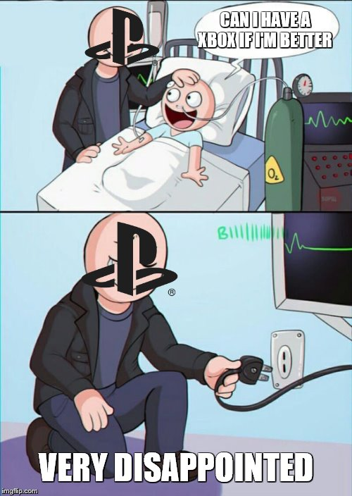 Xbox Is Better Than Playstation Memes : better, playstation, memes, Memes, Imgflip