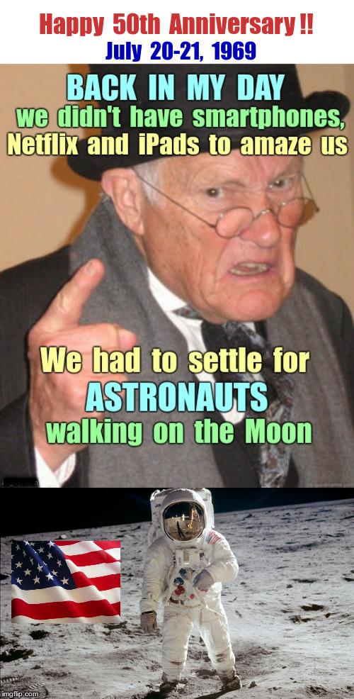 Happy 50th Anniversary Meme : happy, anniversary, Apollo, Anniversary, Imgflip