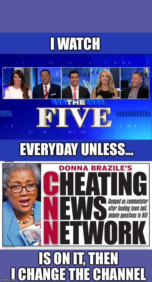 Donna Brazile Meme : donna, brazile, Politics, Cheating, Donna, Brazile, Memes, Imgflip
