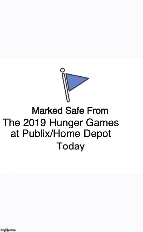 Marked Safe Meme Blank : marked, blank, Marked, Imgflip
