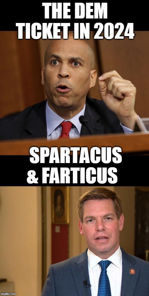 Cory Booker Spartacus Meme : booker, spartacus, Politics, Spartacus, Memes, Imgflip