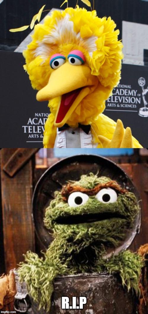 Oscar The Grouch Meme : oscar, grouch, Oscar, Grouch, Memes, Imgflip