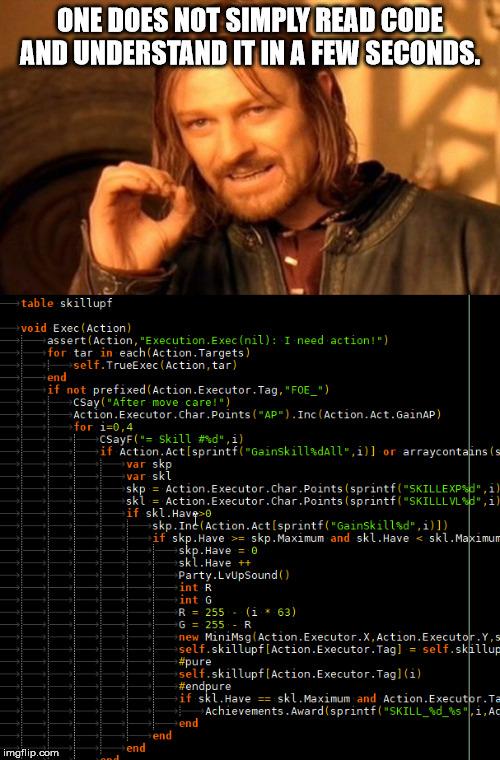 One Does Not Simply Meme Generator : simply, generator, Programming, Simply, Memes, Imgflip