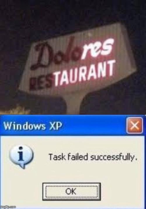 Task Failed Successfully Meme : failed, successfully, Failed, Successfully, Imgflip