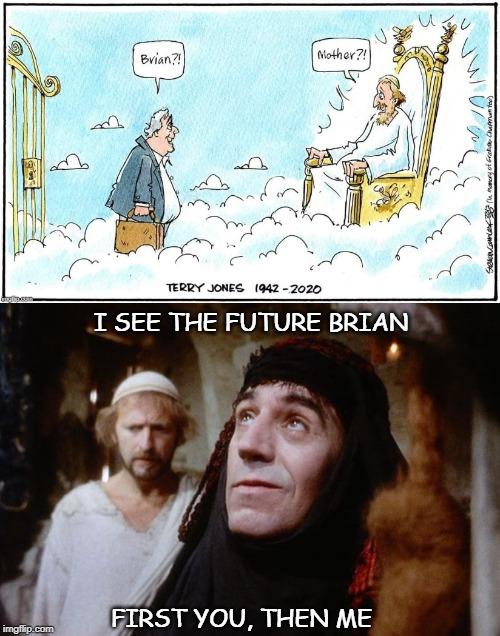 Monty Python Meme Generator : monty, python, generator, Brian, Imgflip