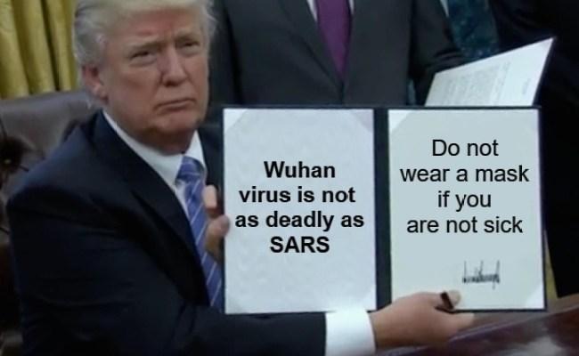 Trump Supports Singapore S Handling Of Wuhan Virus 30