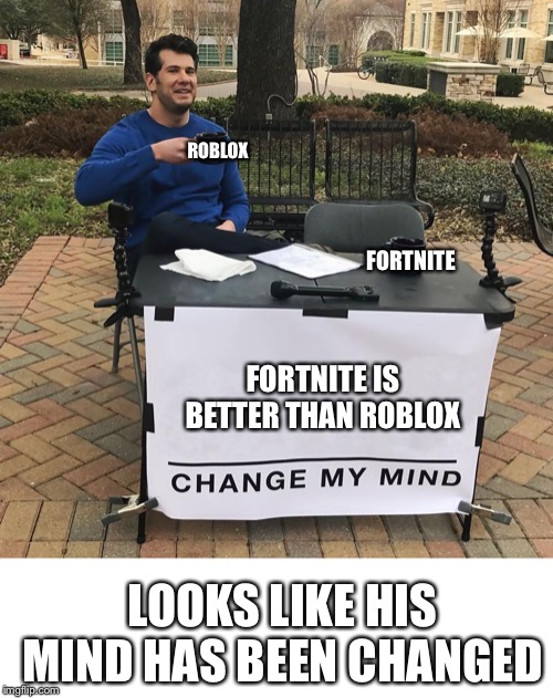 Change My Mind Meme Maker : change, maker, Change, Imgflip