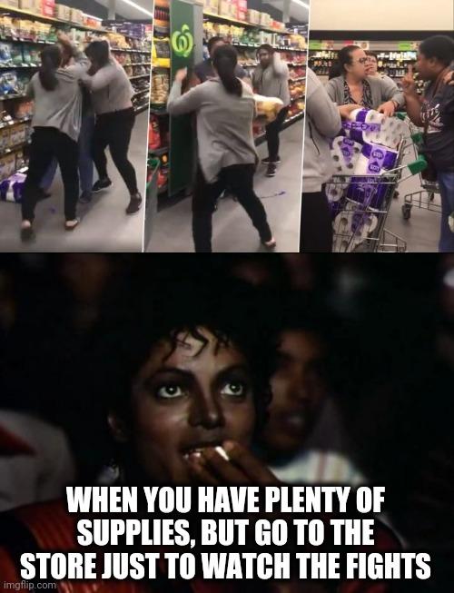 Michael Jackson Popcorn Meme : michael, jackson, popcorn, Michael, Jackson, Popcorn, Memes, Imgflip