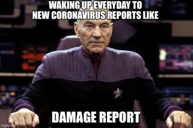 Image result for damage report meme
