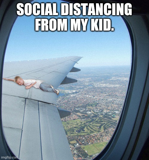 Social Distancing On Vacation Imgflip