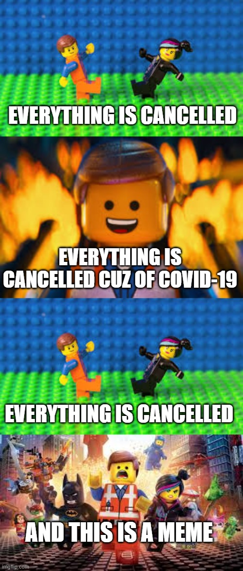 Everything Is Awesome Meme : everything, awesome, Everything, Awesome, Memes, Imgflip