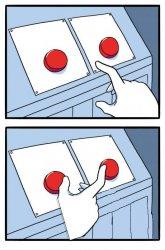 Hitting Button Meme : hitting, button, Button