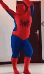 Spiderman Dancing Meme : spiderman, dancing, Spider