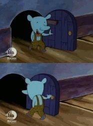 Closing Door Meme : closing, Door