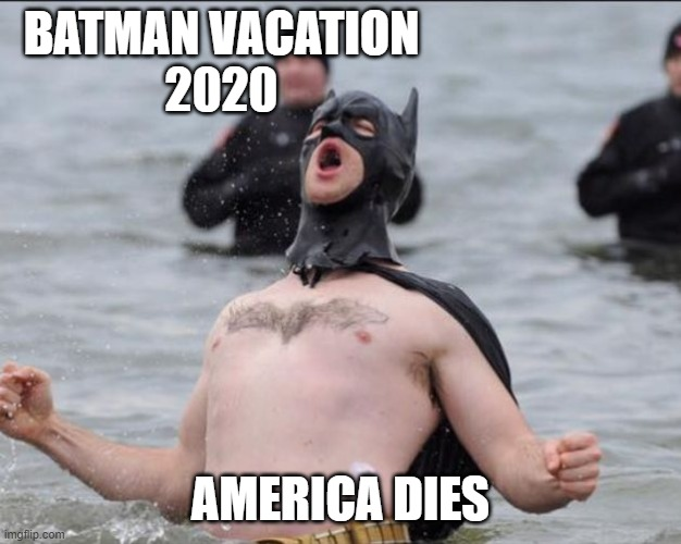Batman Celebrates Imgflip