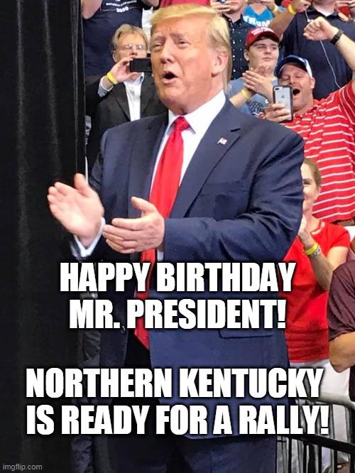 Happy Birthday Mr President Meme : happy, birthday, president, Happy, Birthday, President, Imgflip