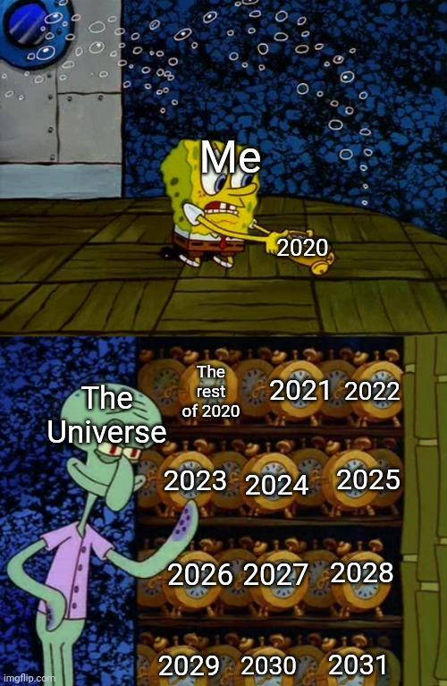 Spongebob 2024 : spongebob, Hopefully, They'll, Better, Imgflip