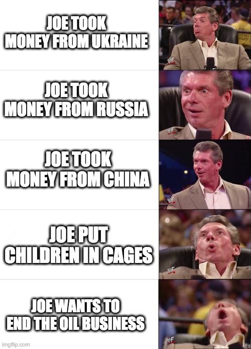 Vince Mcmahon Money Gif : vince, mcmahon, money, Politics, Vince, Mcmahon, Reaction, Memes, Imgflip