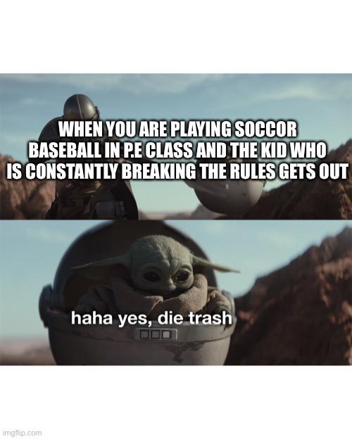 Baby Yoda Die Trash : trash, Trash, Memes, Imgflip