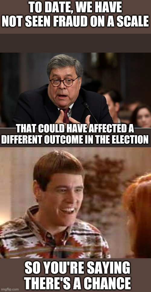 So Youre Saying Theres A Chance Gif : youre, saying, theres, chance, Politics, Youre, Saying, Theres, Chance, Memes, Imgflip