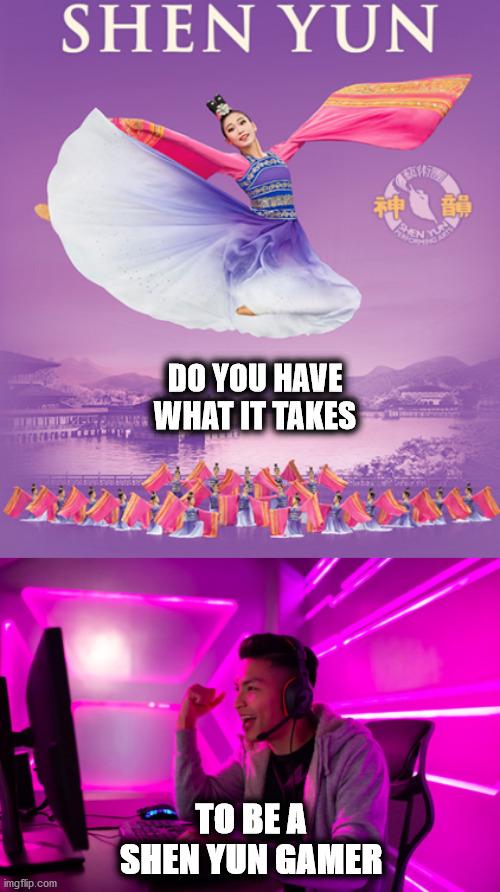 shen yun gamer imgflip