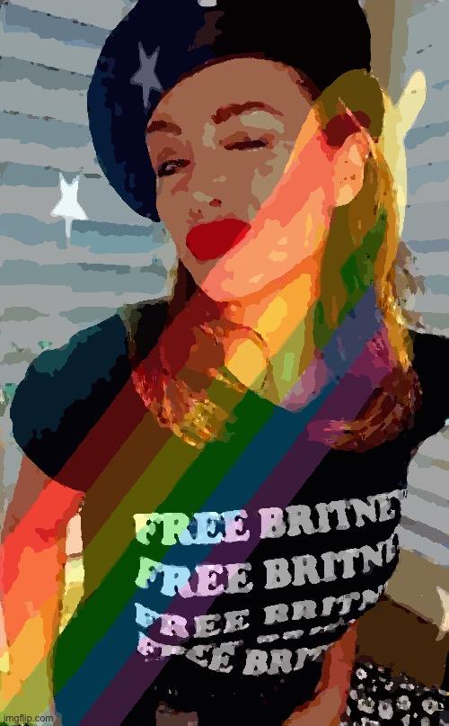 Leave Britney Alone Meme Generator : leave, britney, alone, generator, LGBTQ, Leave, Britney, Alone, Memes, Imgflip