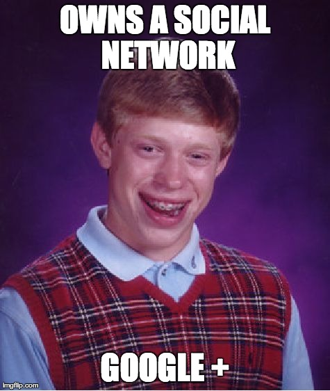 Bad Luck Brian has worse luck than ever before.