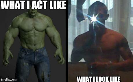 Wannabe Hulks Everywhere