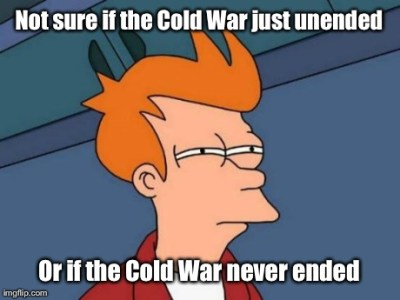 Cold War meme