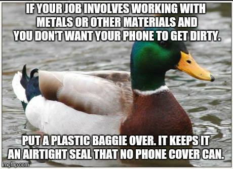 Factory work advice