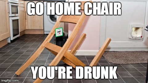 Epic DIY Fail!