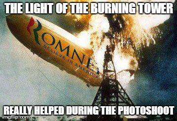 Romneys Hindenberg