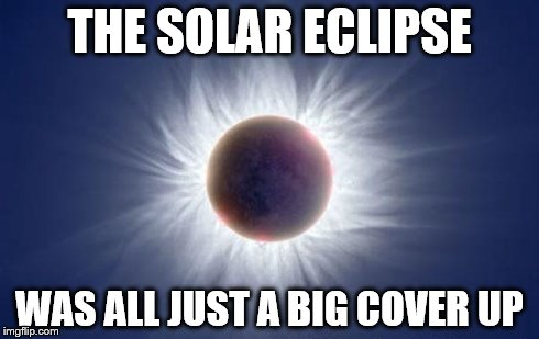 Image result for solar eclipse meme