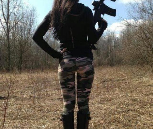 High Quality Hot Ass Ault Riflewoman Blank Meme Template