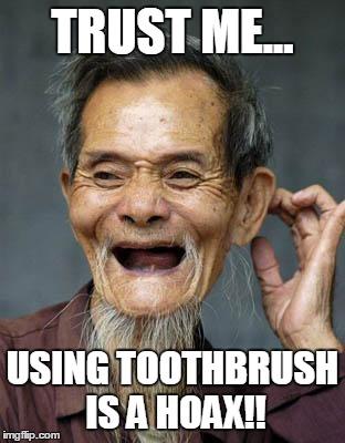 Toothless Man Meme : toothless, Teeth, Memes, Imgflip