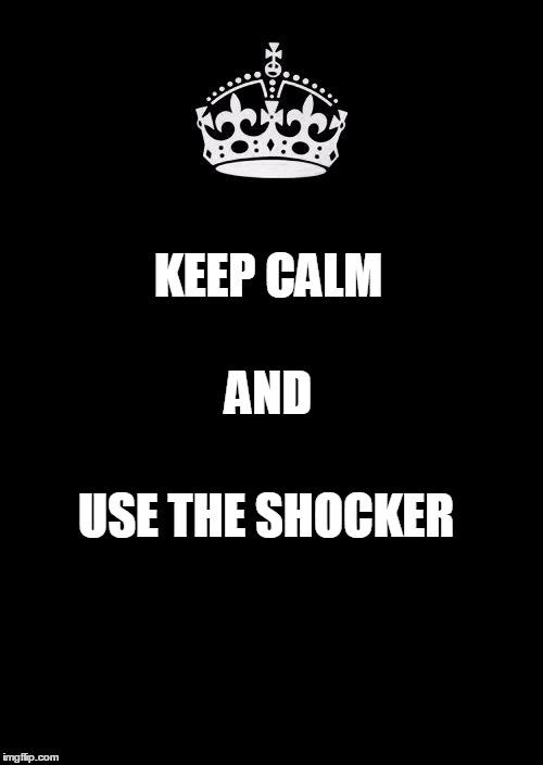 The Shocker Meme : shocker, Carry, Black, Imgflip