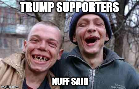 Image result for trump supporters drunk