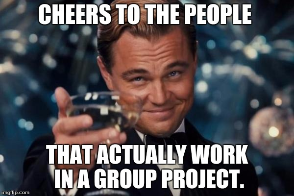 Image result for group project meme