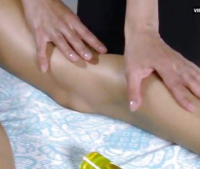 Hot Sensual Ass Massage