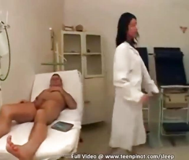 Slutty Nurse Fucks Patient