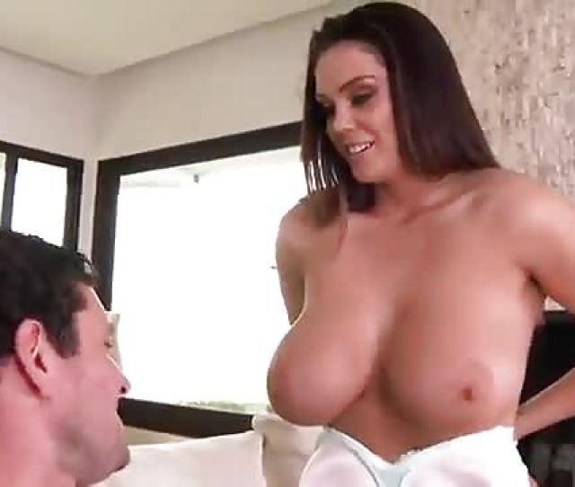 Big Tits Mom Is Banged Hard