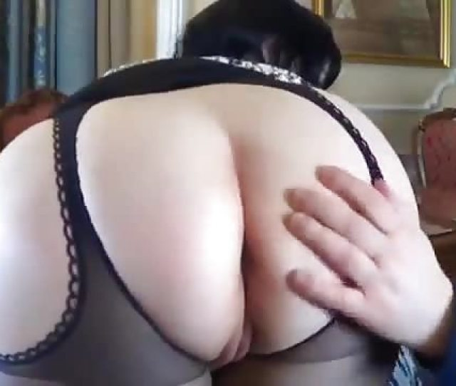 Bbw Brunette Loves Ass Fucking