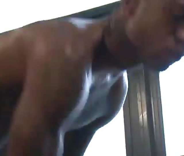 A Long Black Cock And A Hot Body