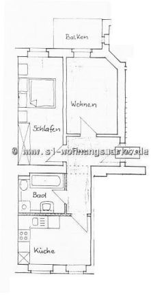 Wohnung Chemnitz Mietwohnung Chemnitz bei Immonetde