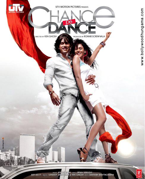 Chance Pe Dance, Shahid Kapoor,Genelia Dsouza