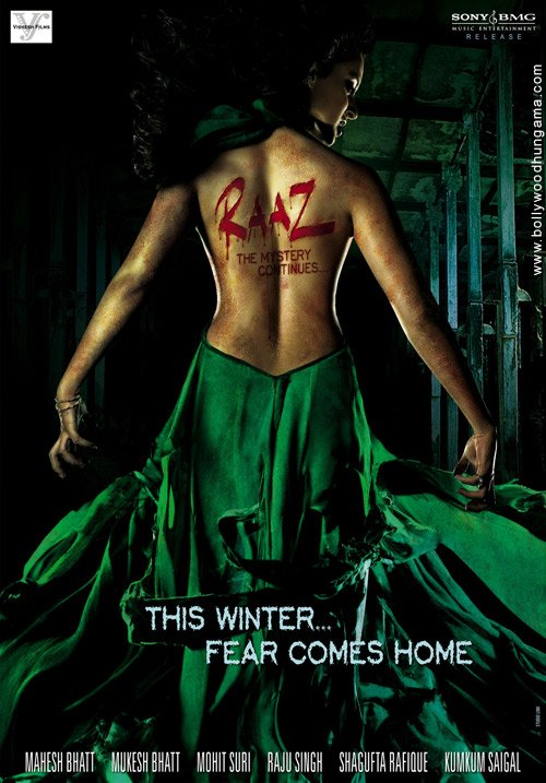 Raaz-The Mystery Continues