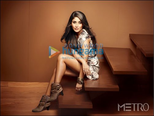 Check Out: Saif and Kareena in latest Metro shoes campaign