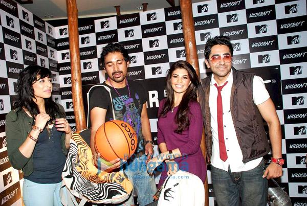 Bani, Rannvijay Singh, Jacqueline Fernandez, Ayushmann Khurrana
