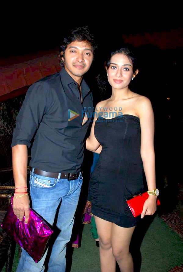Shreyas Talpade's birthday bash