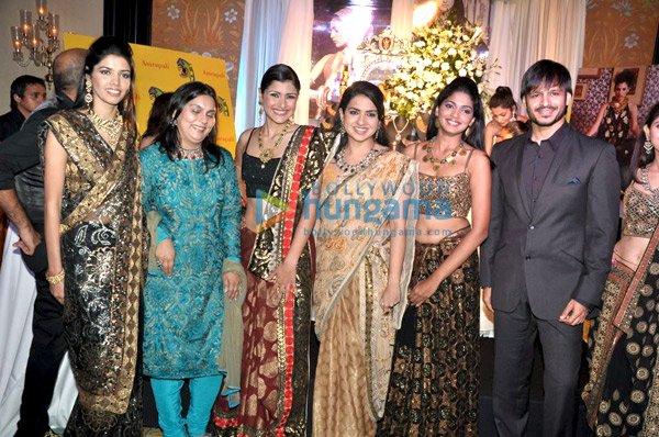 Shaina NC, Vivek Oberoi
